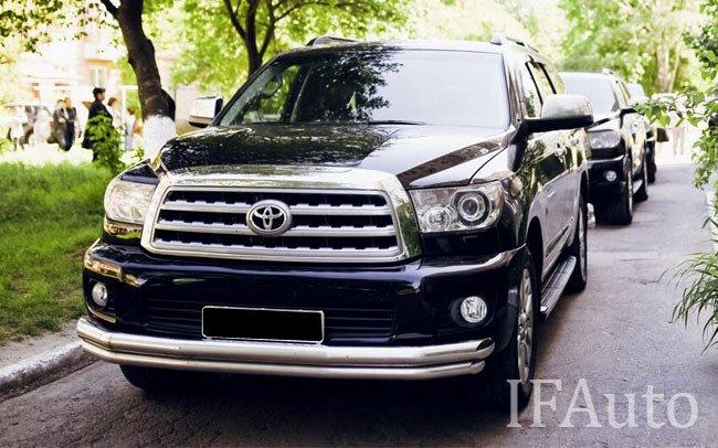 Аренда Toyota Sequoia на свадьбу Івано-Франківськ