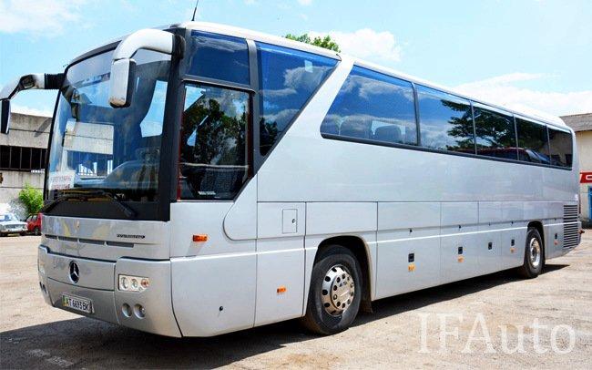 Аренда Автобус Mercedes O 350 на свадьбу Івано-Франківськ