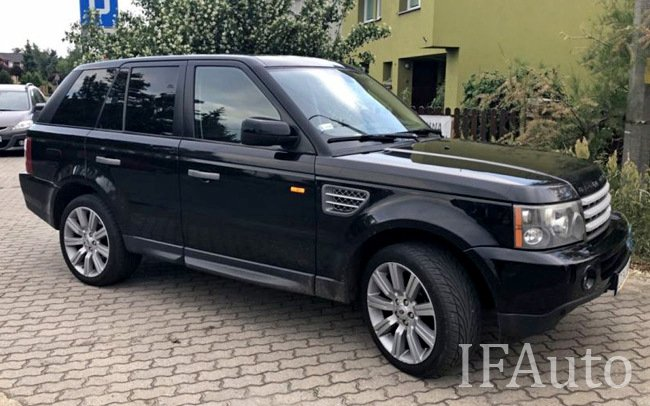Аренда Range Rover Sport на свадьбу Івано-Франківськ